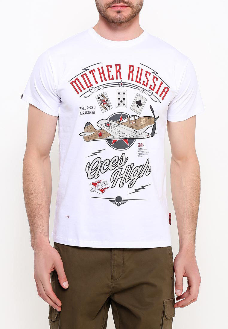Футболка Mother Russia ФУ000000023