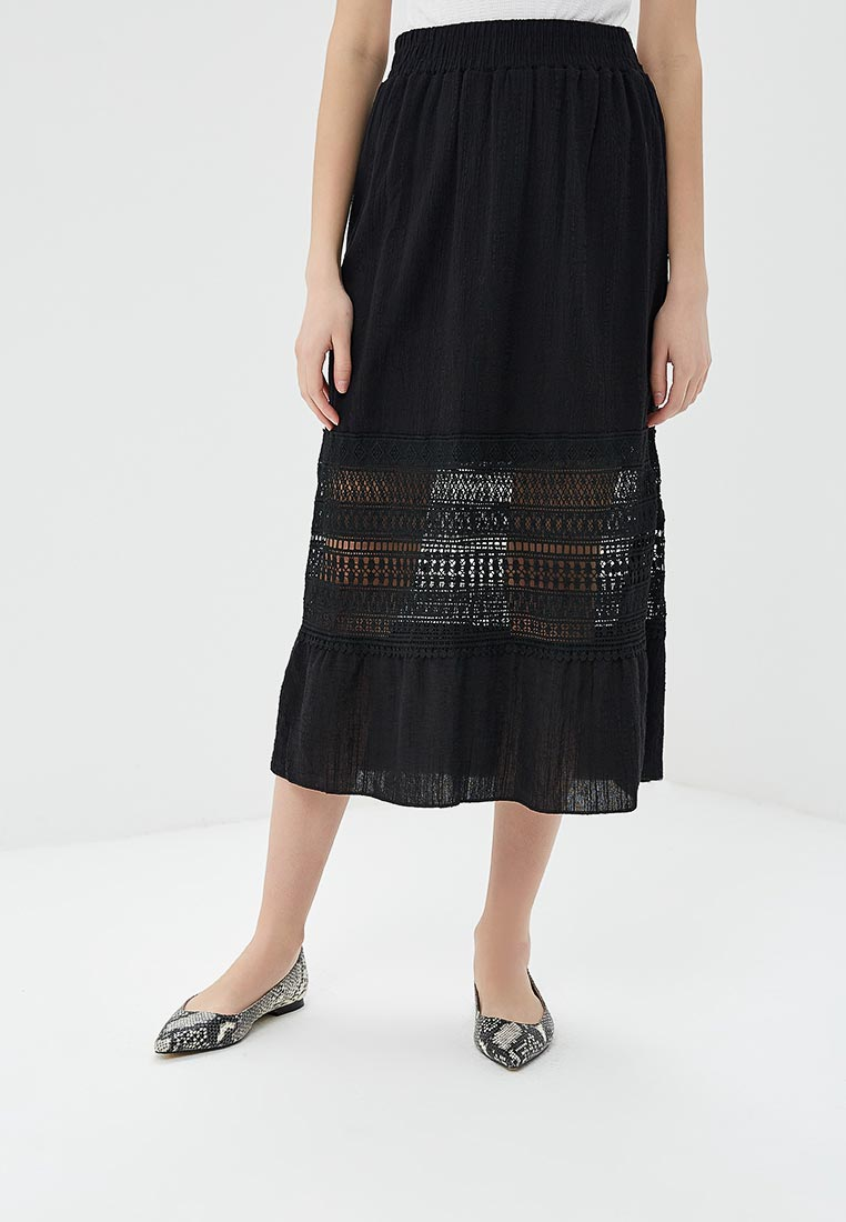 Широкая юбка Moni&Co F92-2010