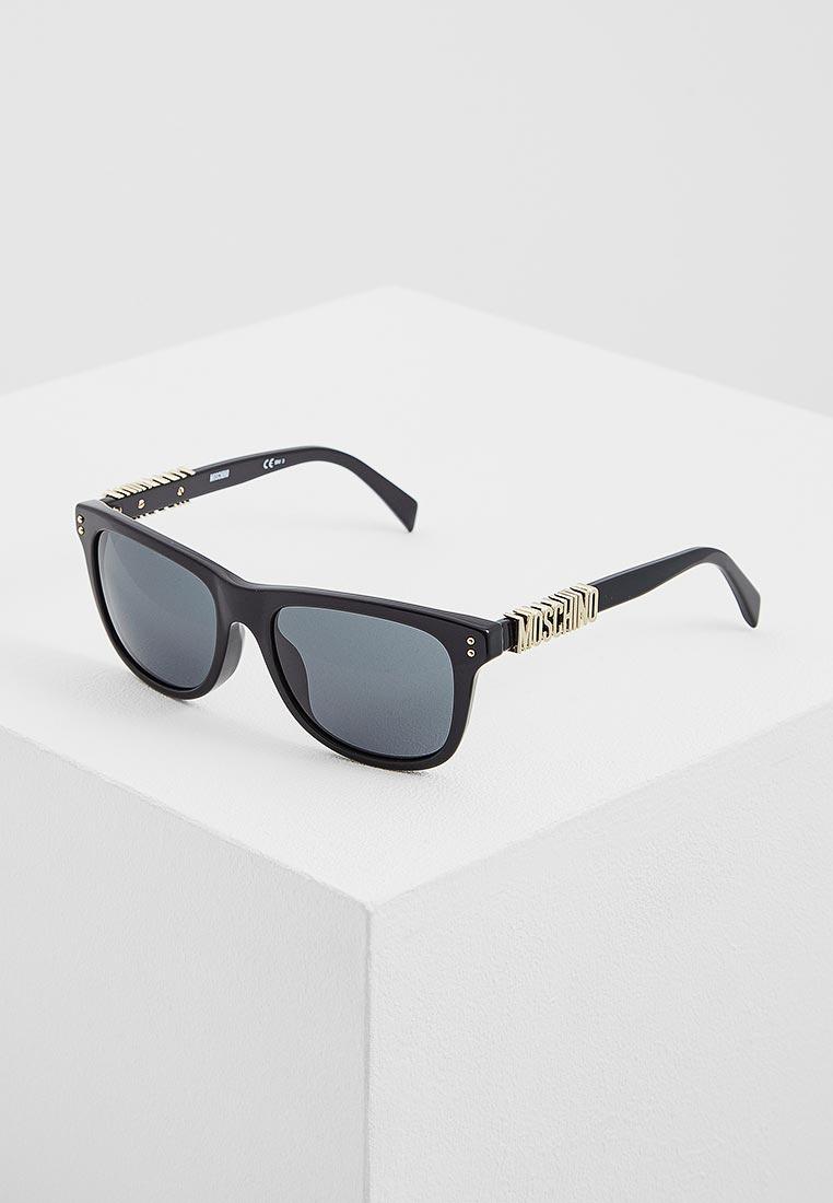 Женские солнцезащитные очки Moschino MOS003/S