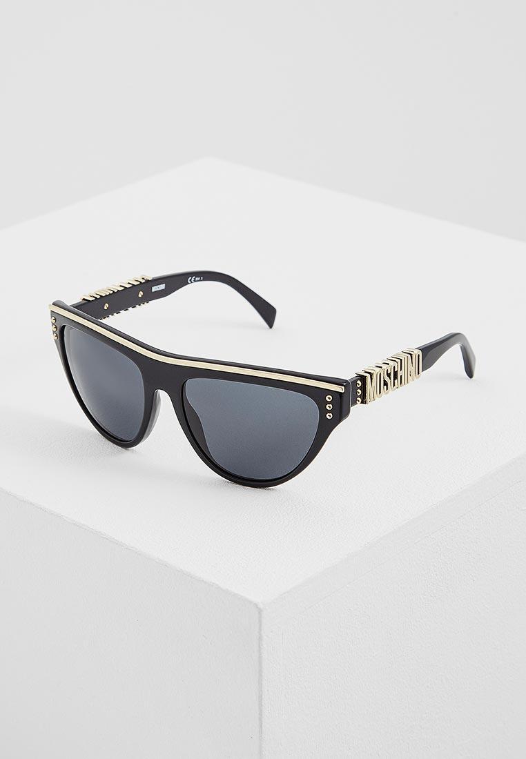 Женские солнцезащитные очки Moschino MOS002/S