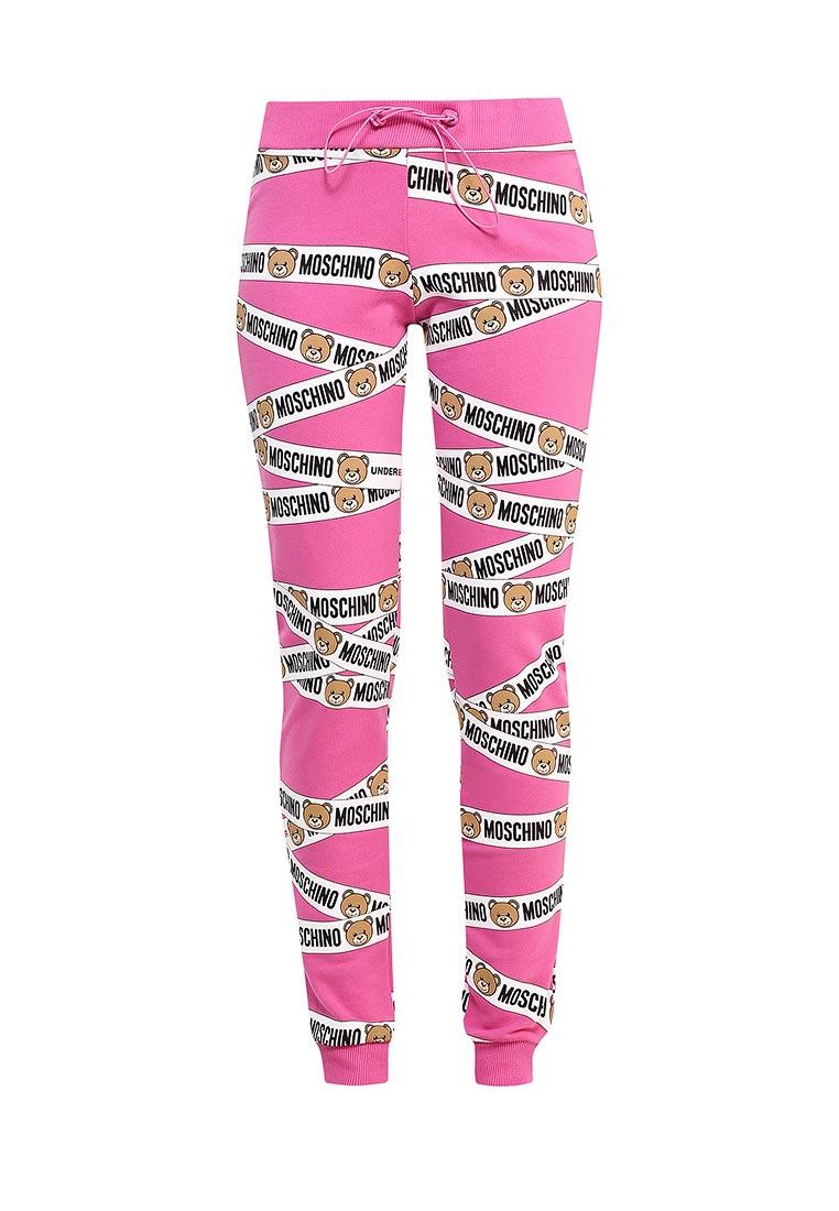 Женские спортивные брюки Moschino 4203
