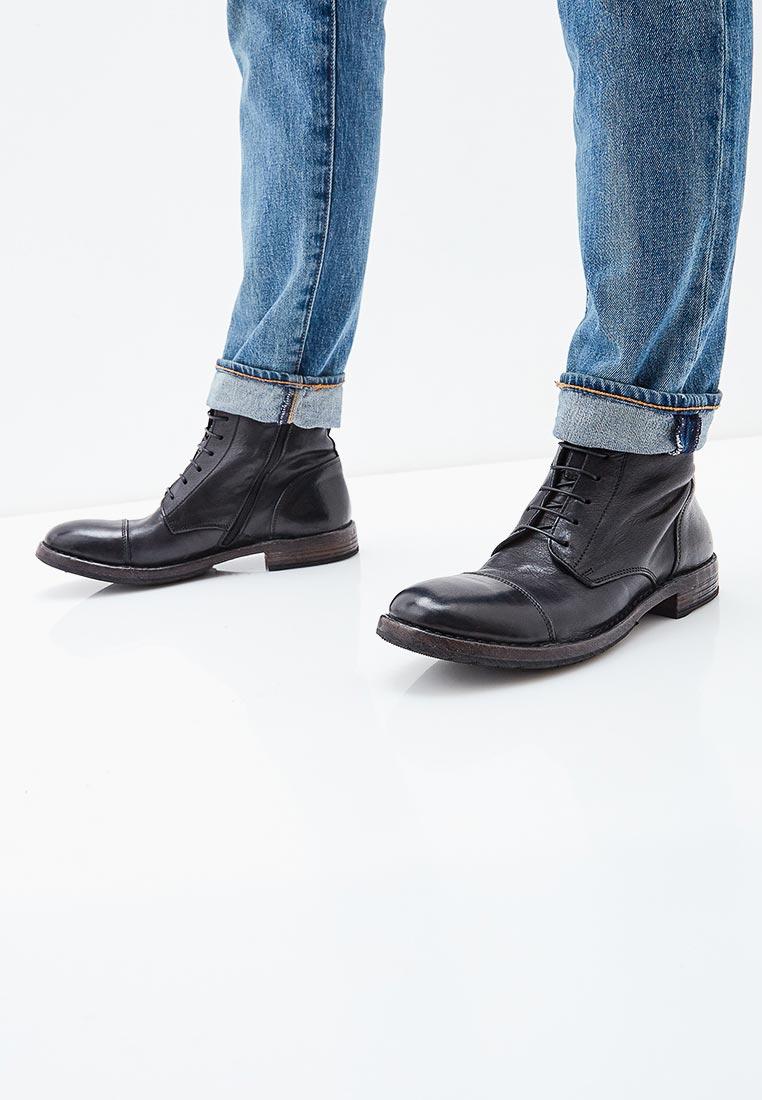 Мужские ботинки Moma 56801-2A