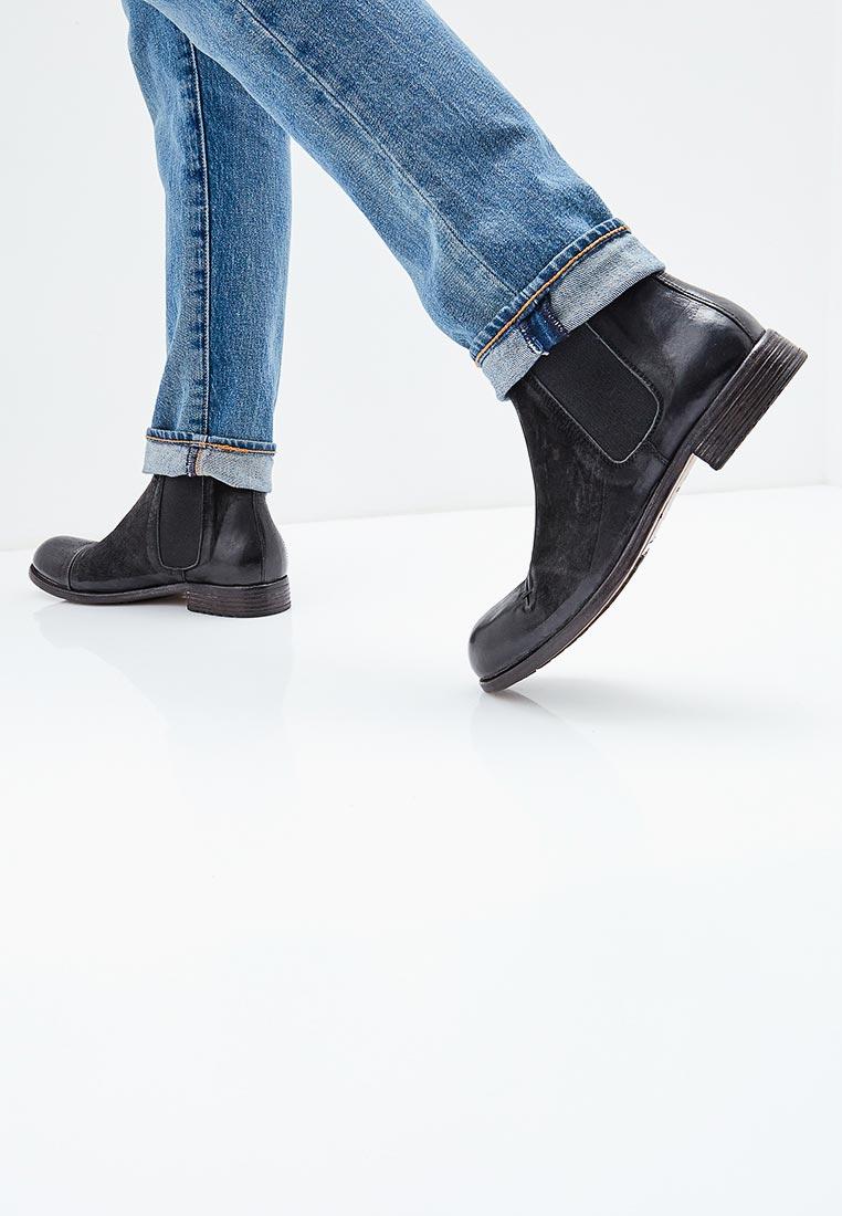 Мужские ботинки Moma 51803-5A