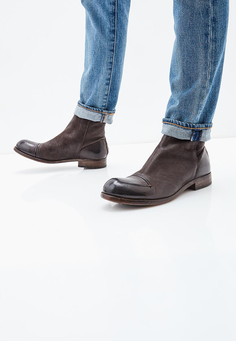 Мужские ботинки Moma 51802-5C