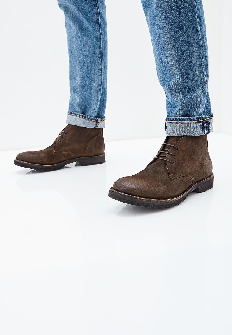 Мужские ботинки Moma 58801-6C