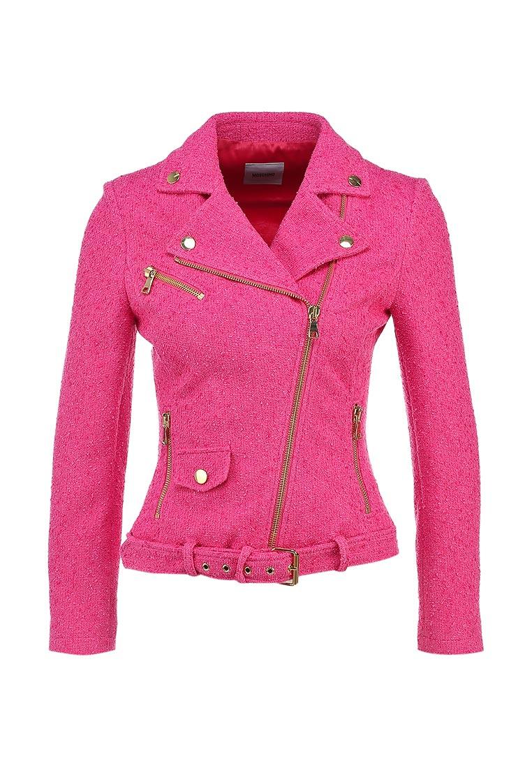 Утепленная куртка Moschino Cheap and Chic A050708160217