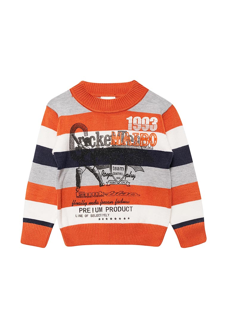 Джемпер Cascatto SVM12-3/98-104-оранжевый
