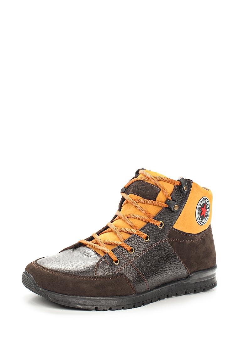 Мужские ботинки GassA DFDNON-906-048BП-36