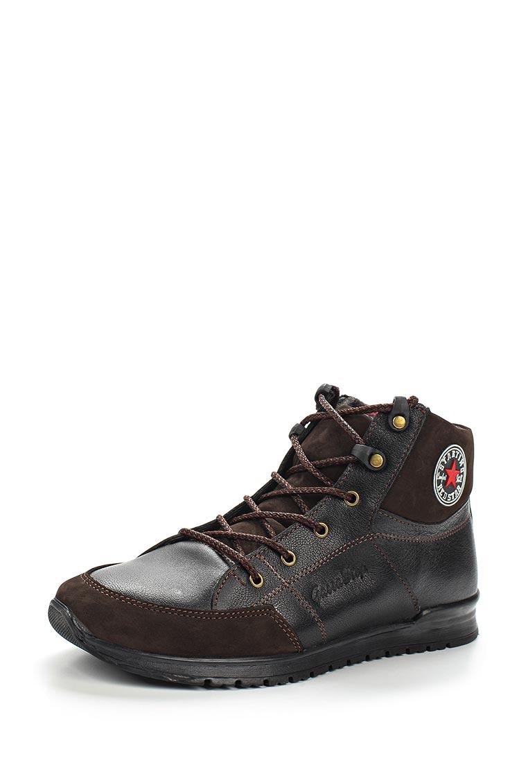 Мужские ботинки GassA ADN-906-048BП-36