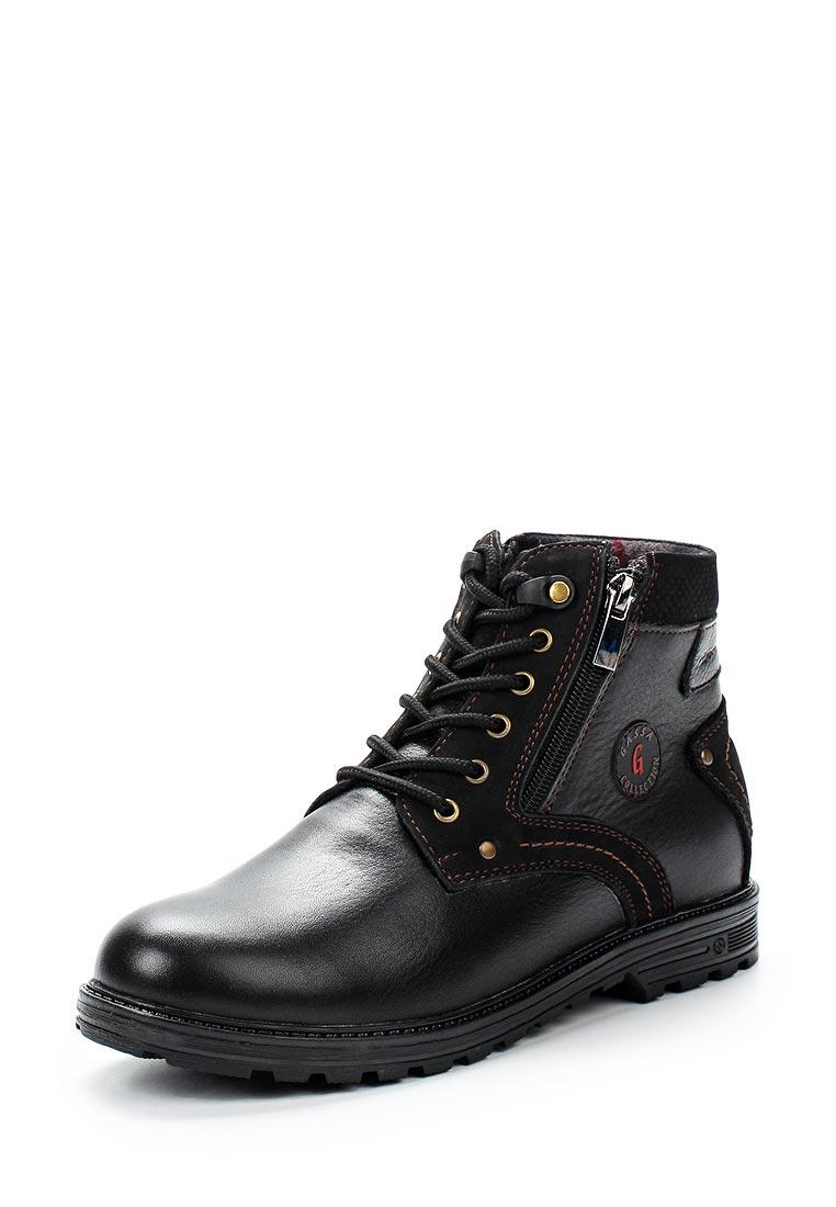 Ботинки для мальчиков GassA AhAN-851-34ПB-32