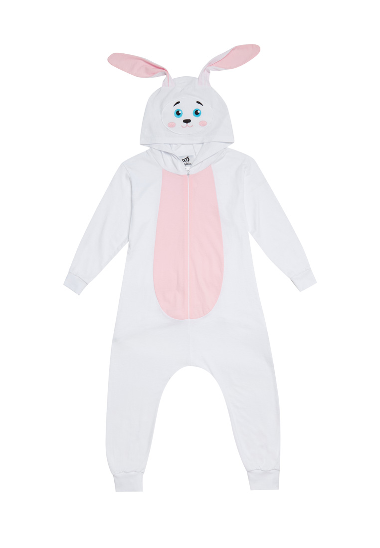 Пижама HandyWear ПД15389-белый-32