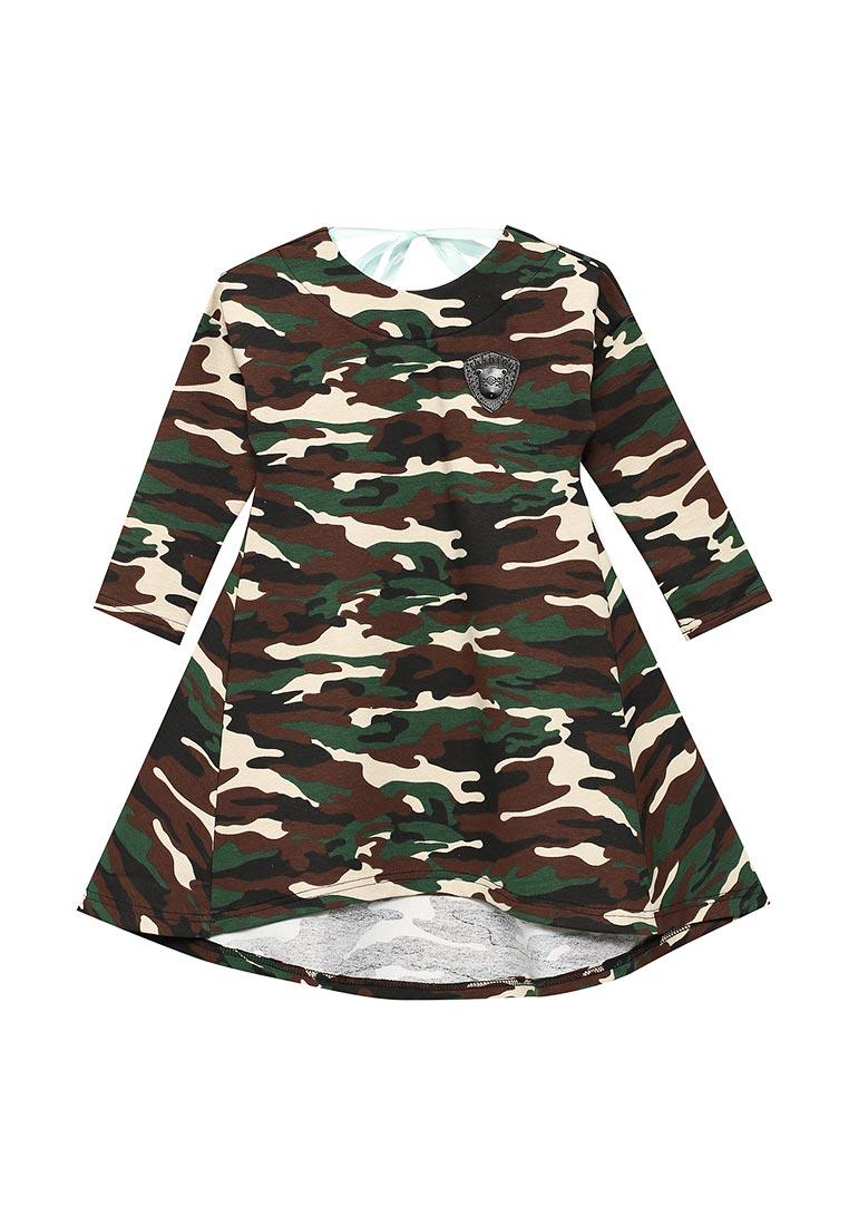Повседневное платье iRMi 1610942-kamuflyg-104