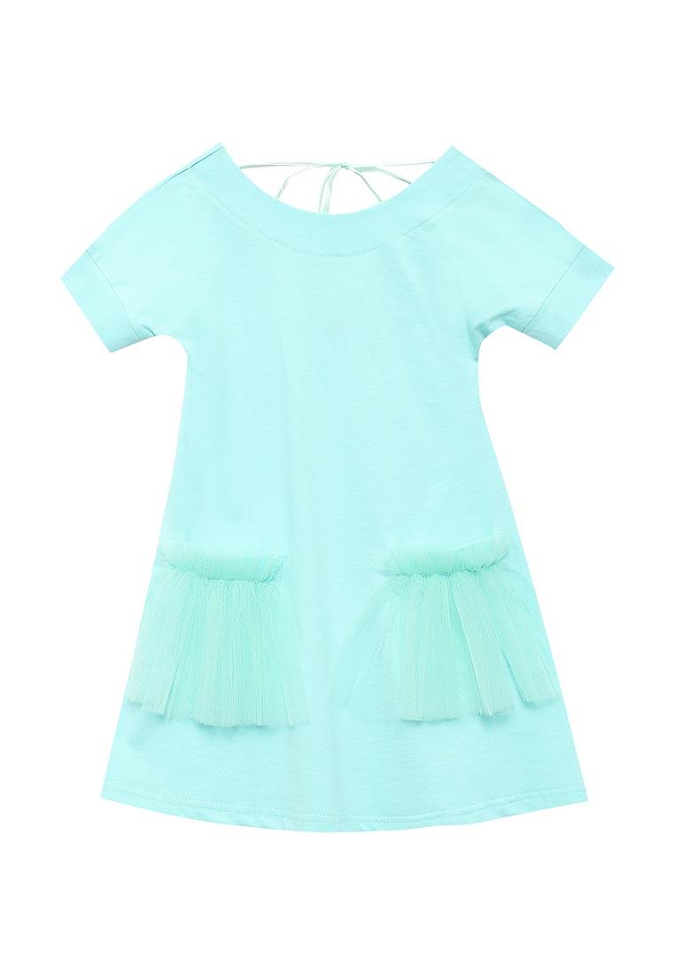 Повседневное платье iRMi 1710912-mint-104