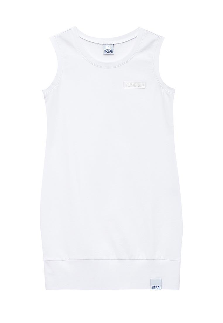 Повседневное платье iRMi (Ирми) 1710911-beliy-116