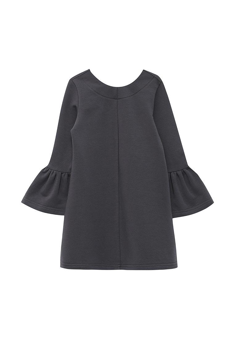 Повседневное платье iRMi 1710946-serriy-104
