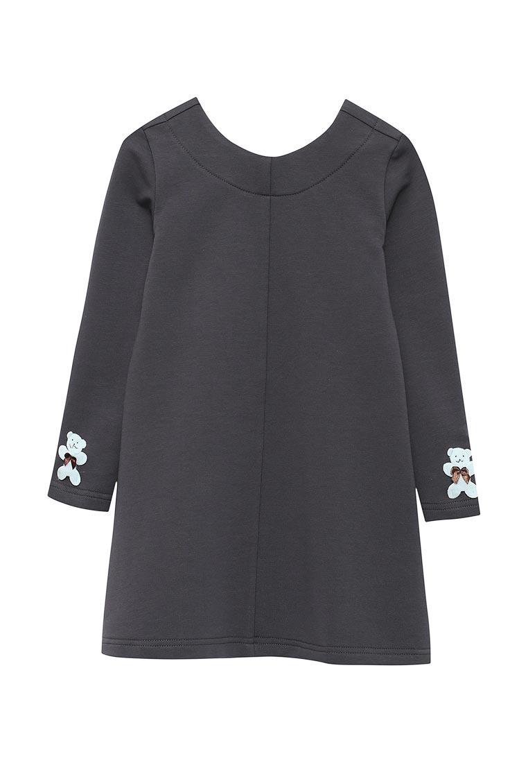 Повседневное платье iRMi 1710948-seriy-104