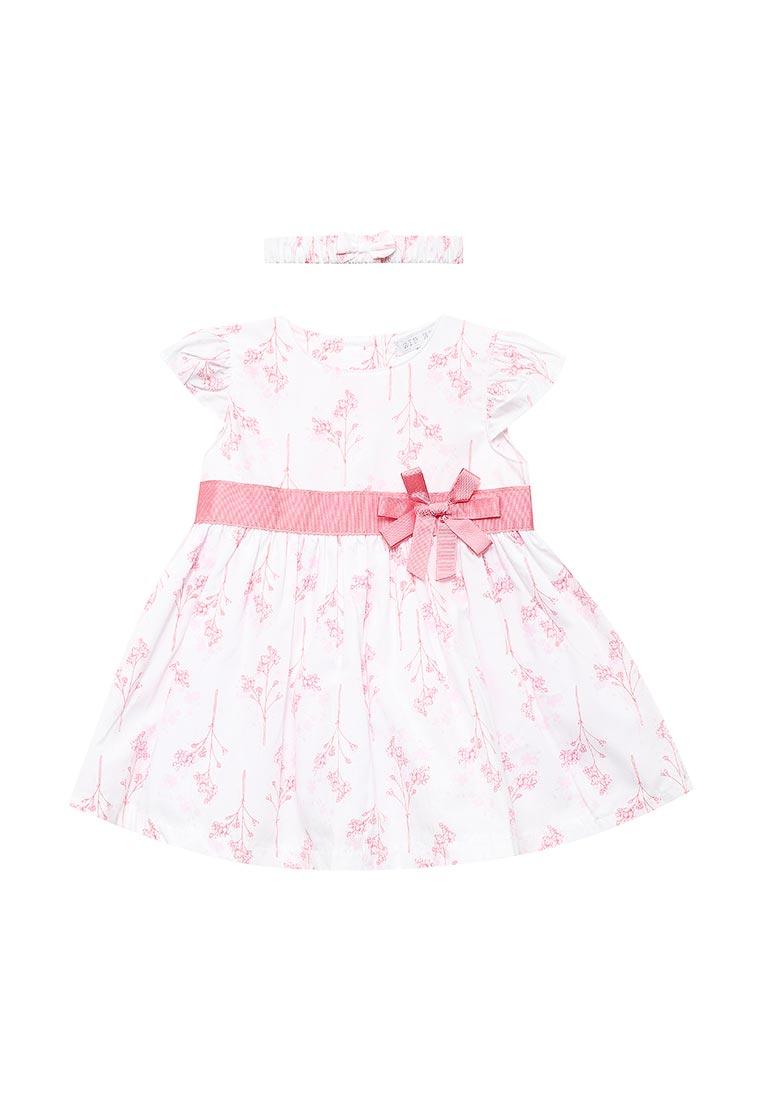 Повседневное платье ZIP ZAP LL_0420_3M-PINK