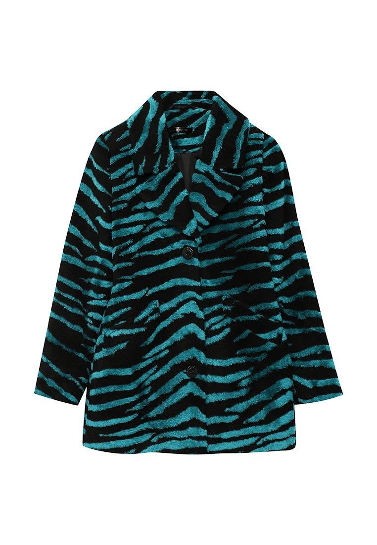 Пальто для девочек Fleur de Vie 24-1090-140