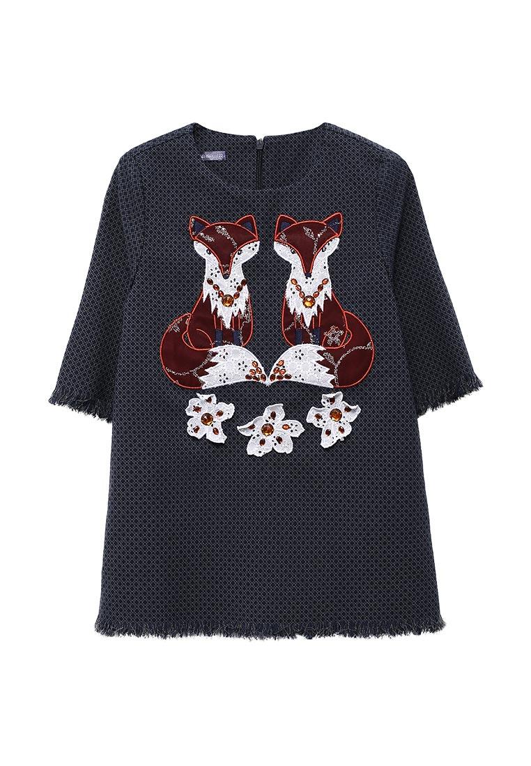 Нарядное платье Fleur de Vie 24-1430-104