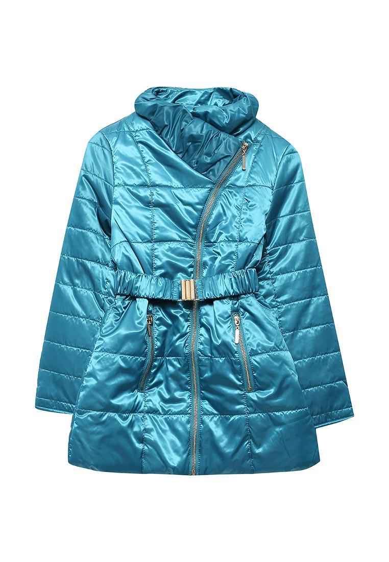 Пальто Avrora 394-D-122-green
