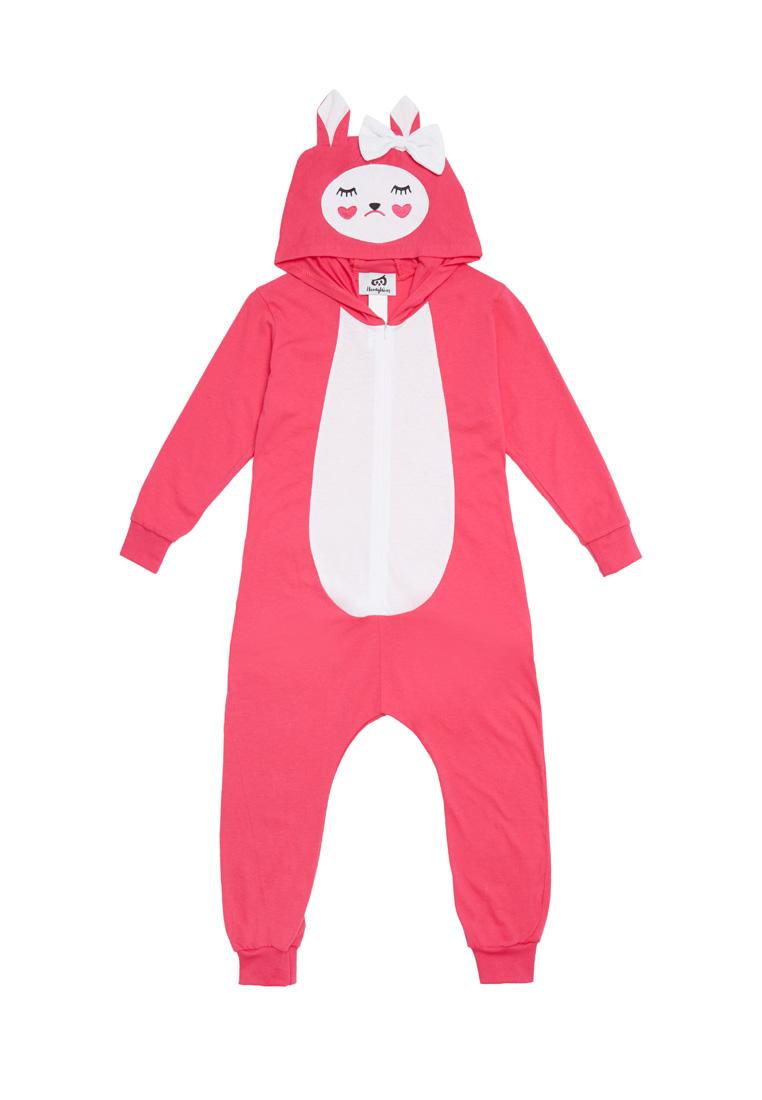 Пижама HandyWear ПД15385-фуксия-32