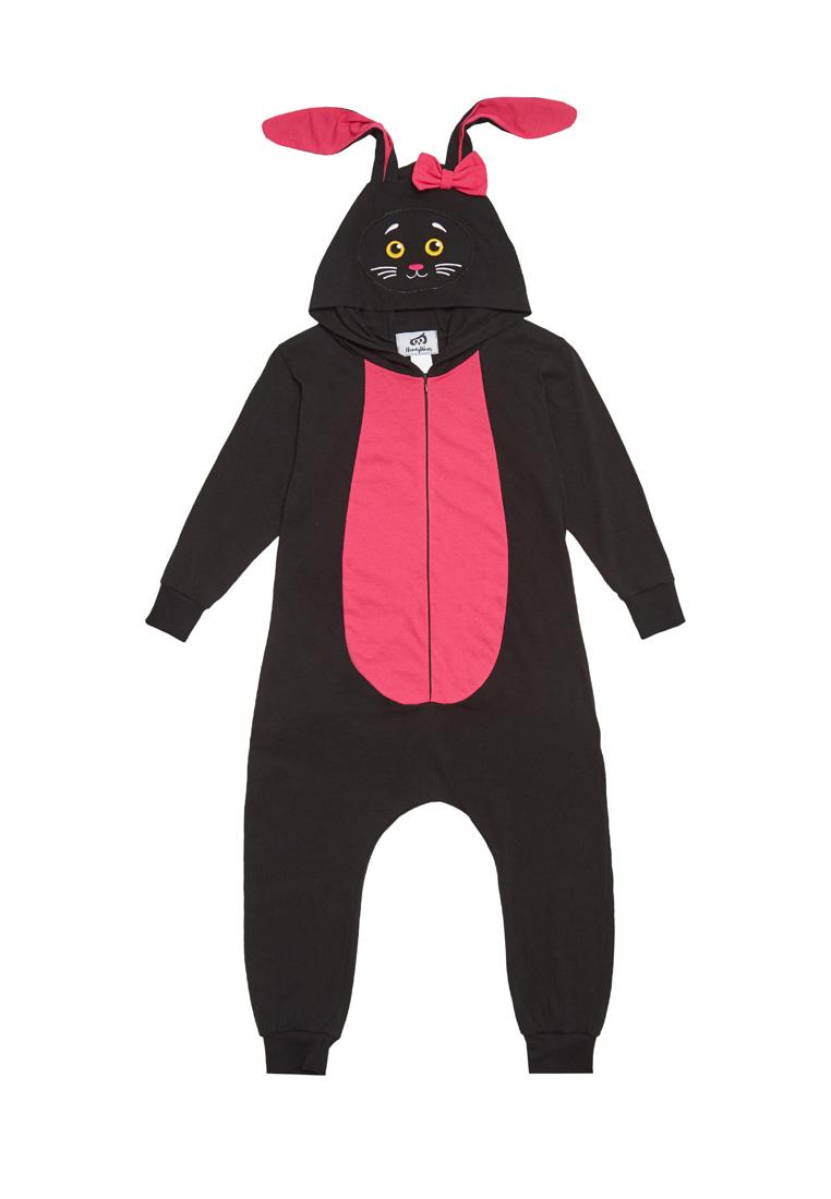 Пижама HandyWear ПД15386-черный-32