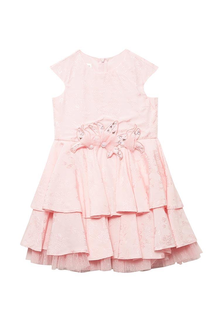 Нарядное платье Fleur de Vie 24-0860-104