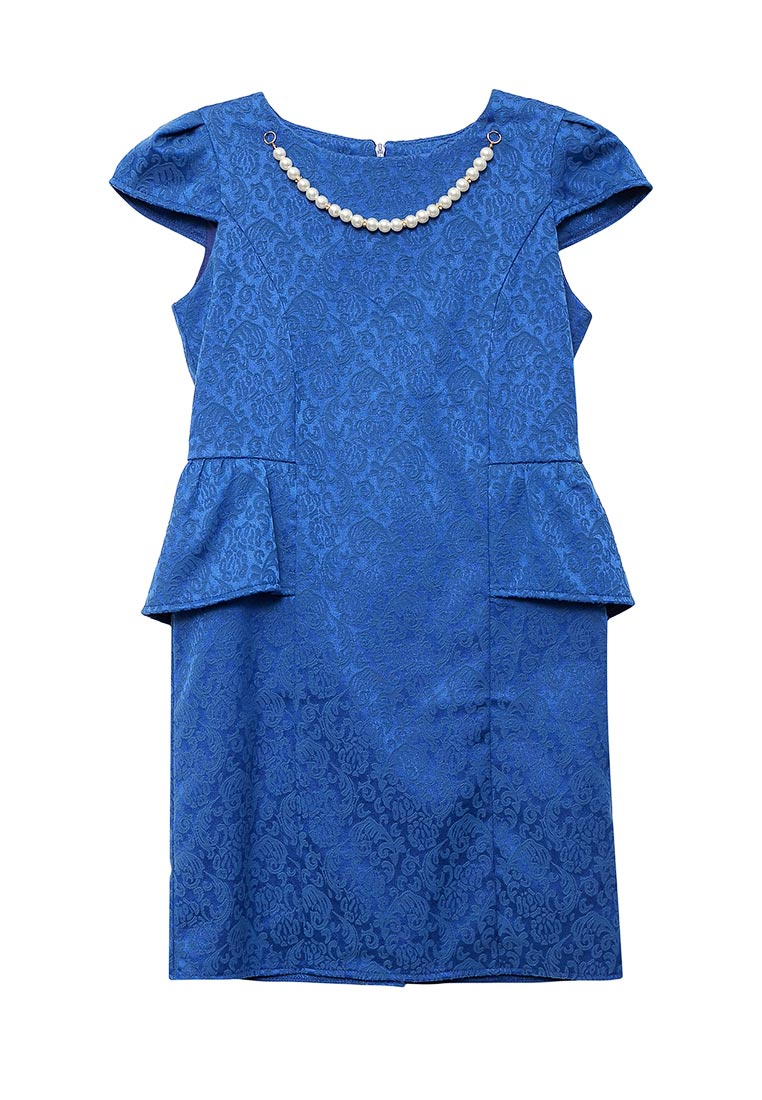 Нарядное платье Shened SH17110синий-128-134