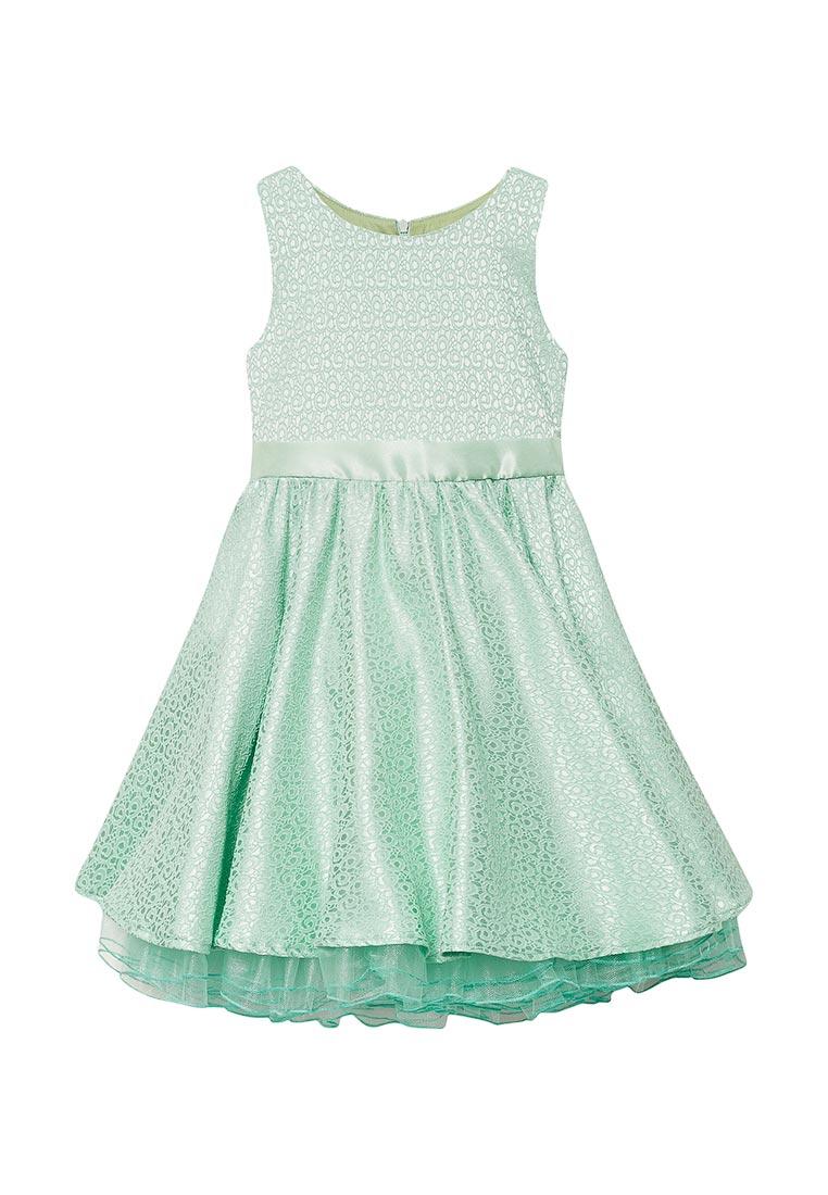 Нарядное платье Shened SH17120мятный-116-122
