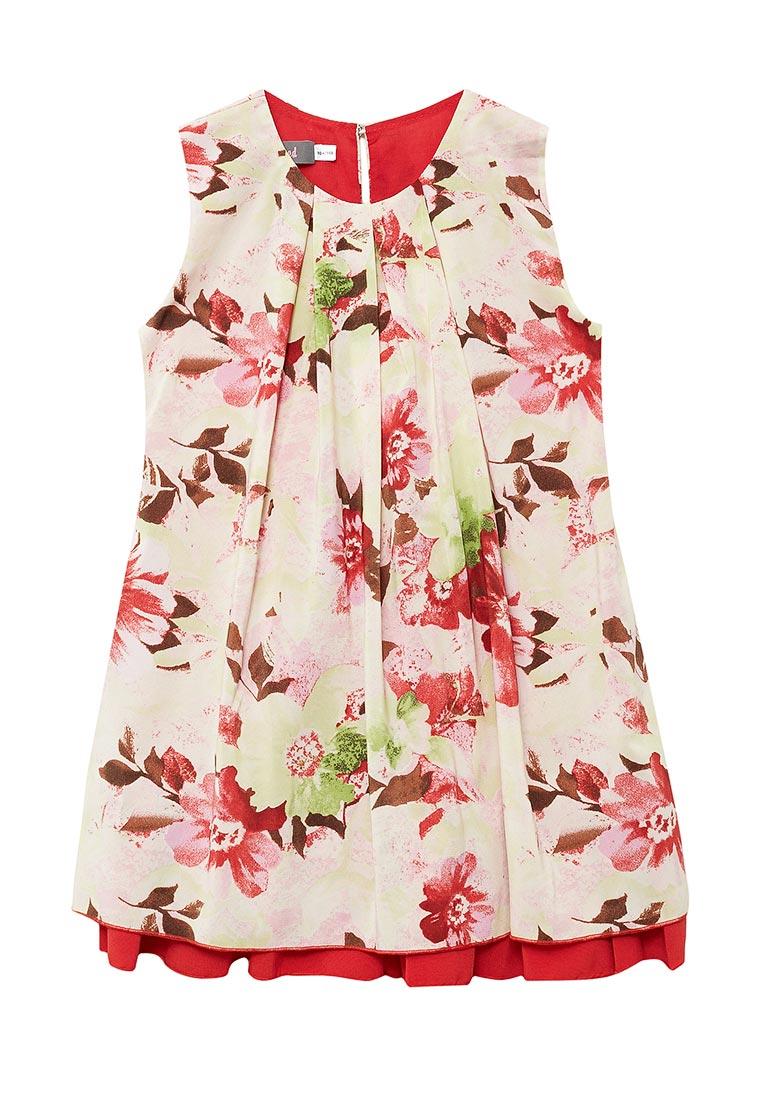 Нарядное платье Shened SH17280красный-104-110