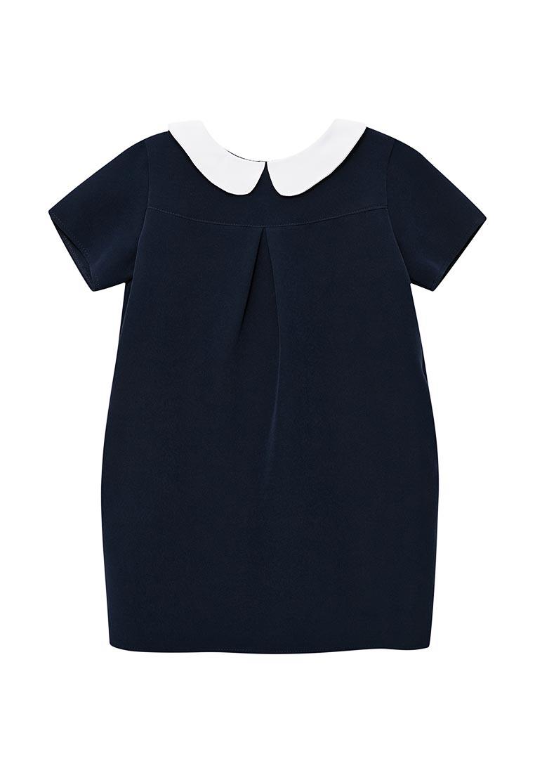 Повседневное платье Shened SH17502синий-116-122
