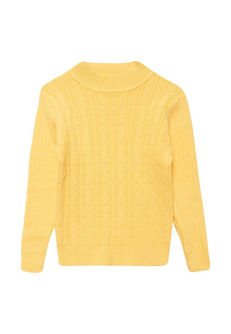 Водолазка Cascatto SVD23-5/110-116-желтый