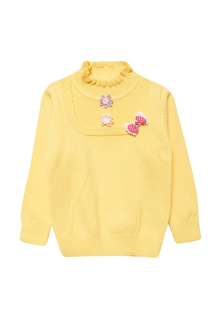 Пуловер Cascatto SVD14-4/104-110-желтый
