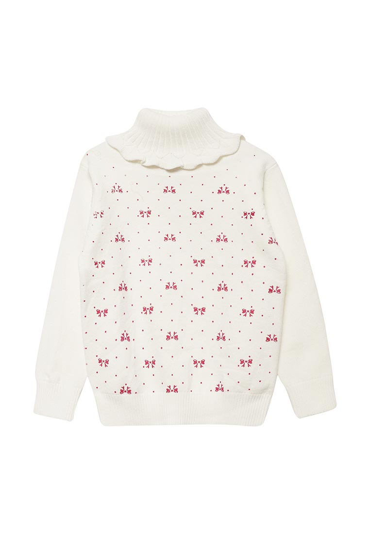 Пуловер Cascatto SVD18-5/110-116-белый