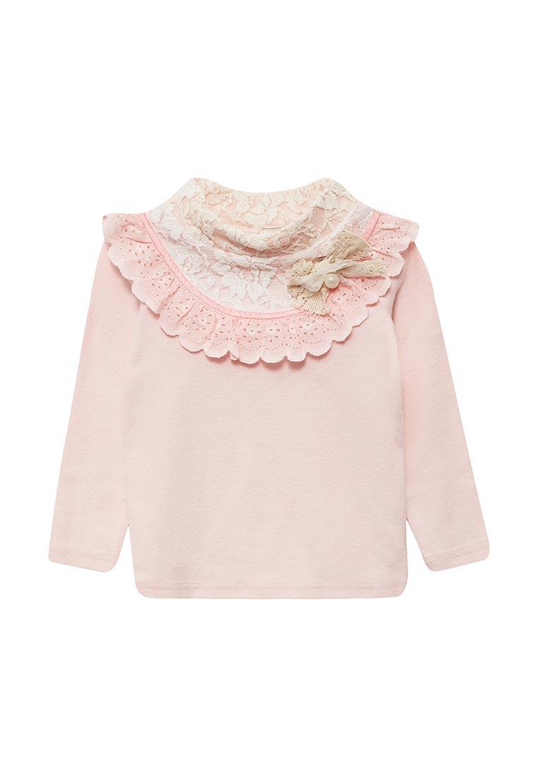 Пуловер Cascatto KDD1/25-3/98-104-розовый
