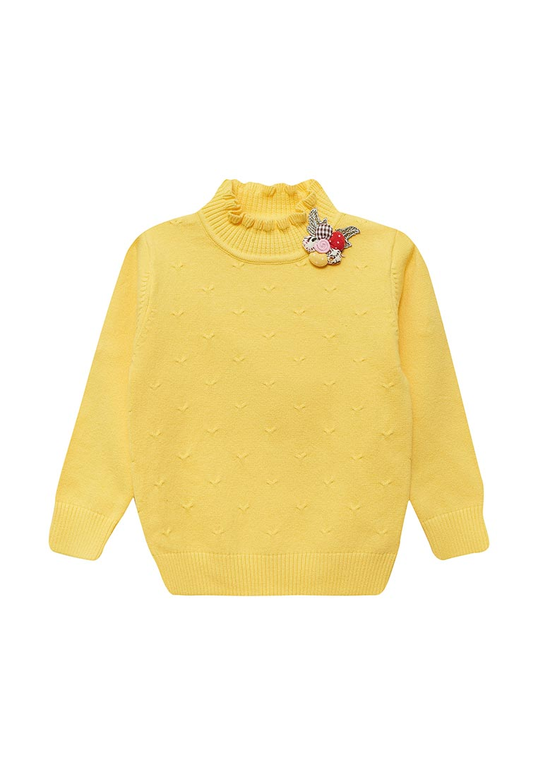 Пуловер Cascatto SVD17-4/104-110-желтый