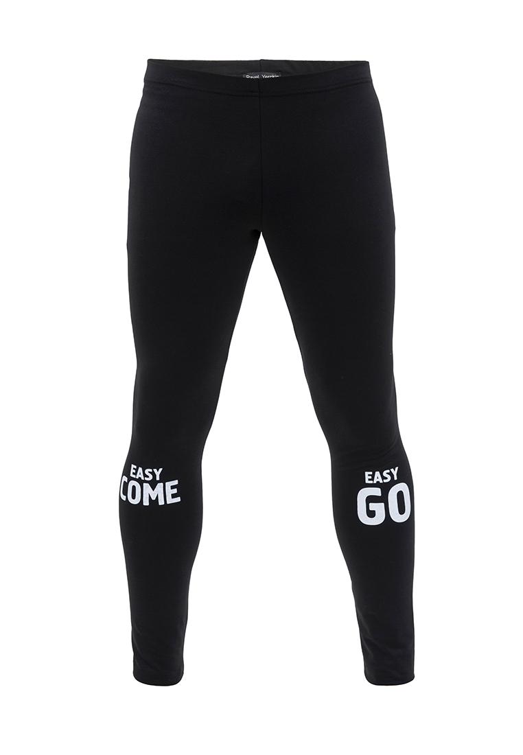 Мужские спортивные брюки Pavel Yerokin MLE-1-черный-44