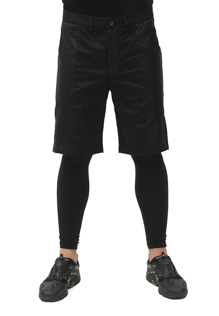 Мужские повседневные шорты Pavel Yerokin NK-05-черный-44