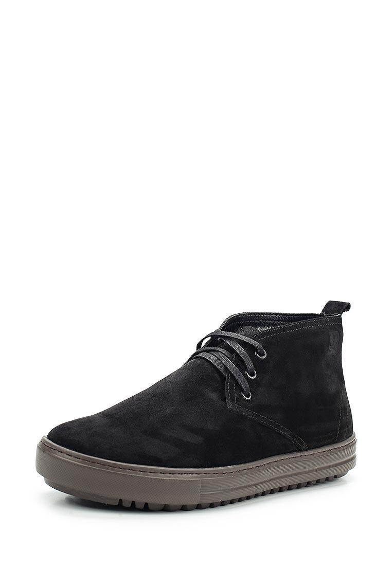 Мужские ботинки POBLENOU PW61VIC-BK-ST-05-40