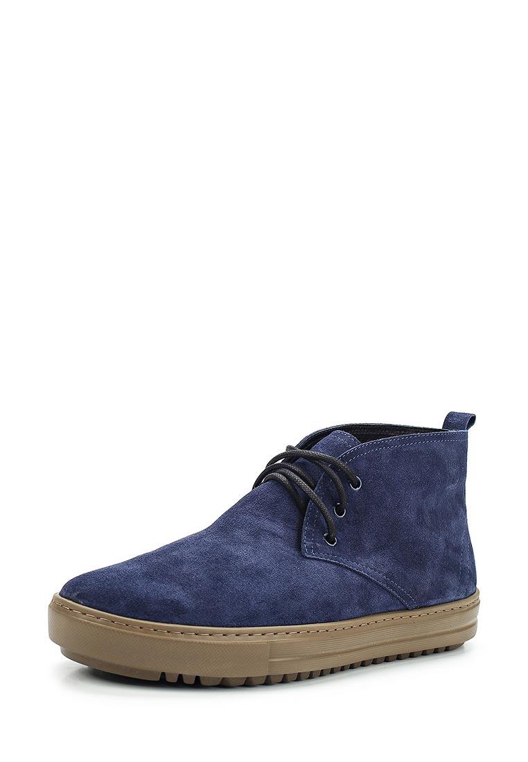 Мужские ботинки POBLENOU PW61VIC-BL-ST-11-40