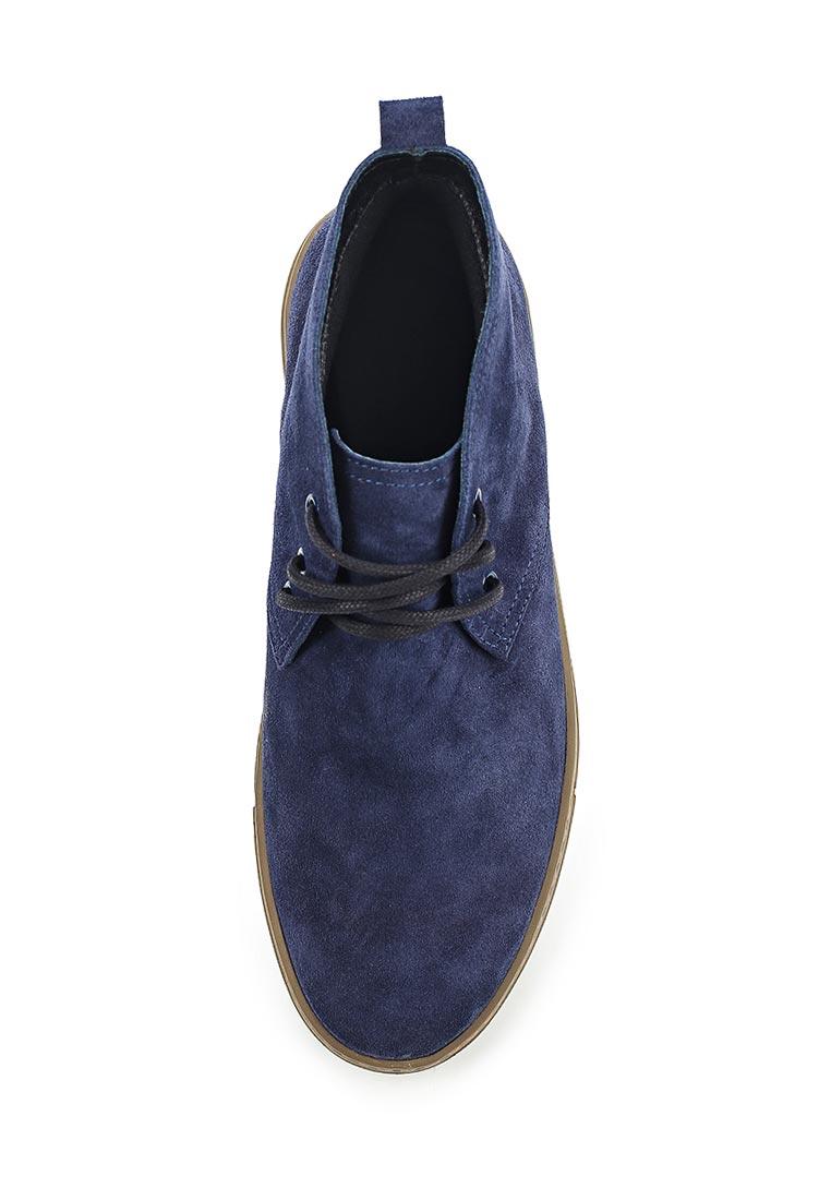 Мужские ботинки POBLENOU PW61VIC-BL-ST-11-40: изображение 4