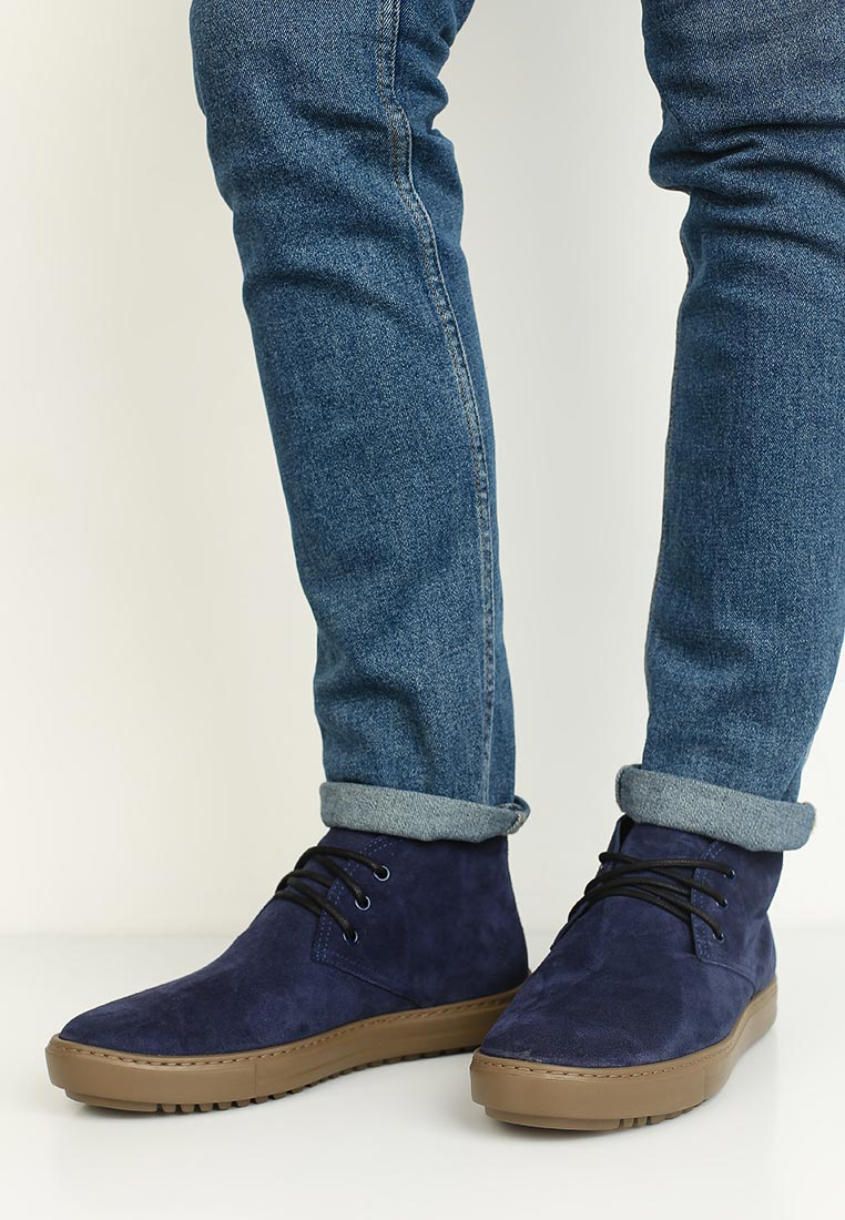 Мужские ботинки POBLENOU PW61VIC-BL-ST-11-40: изображение 5