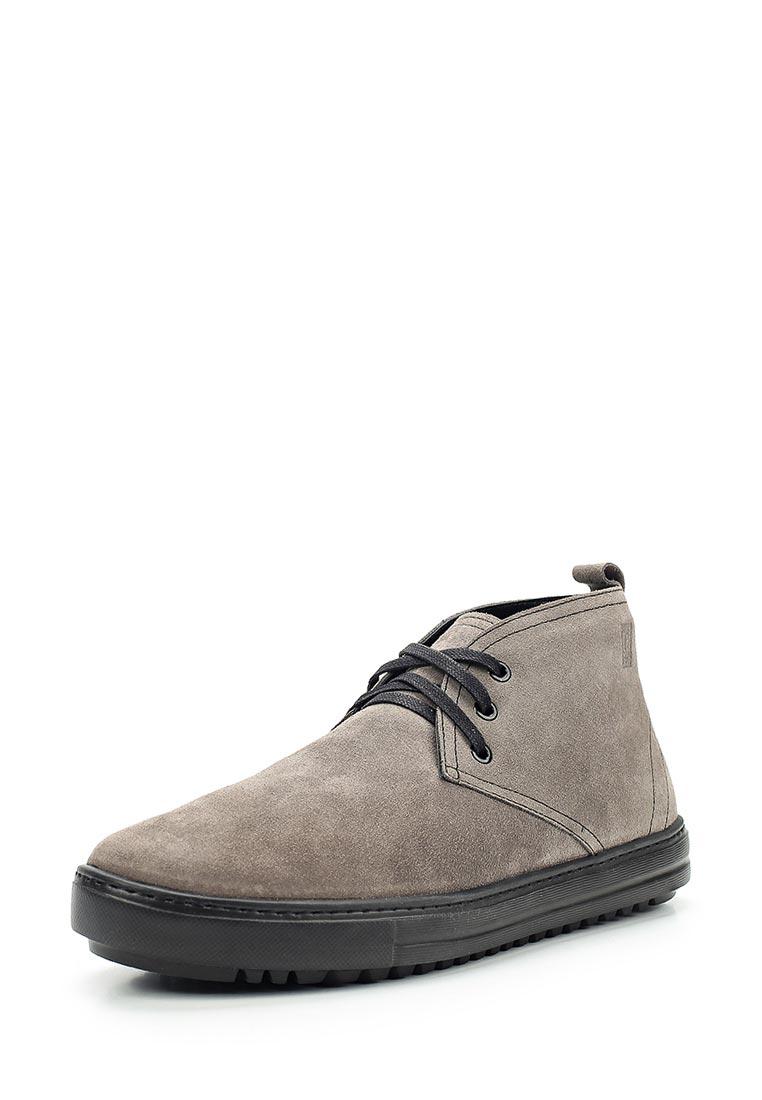 Мужские ботинки POBLENOU PW61VIC-GR-ST-01-40