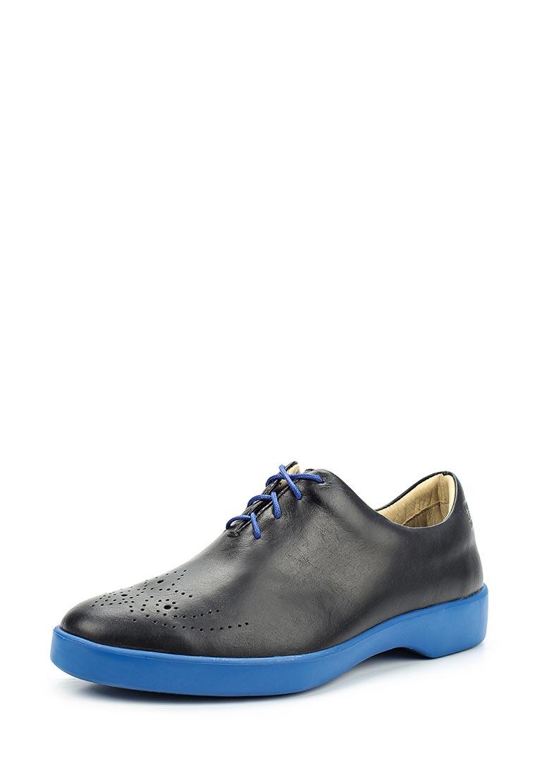 Мужские ботинки POBLENOU PS71SIA-BK-LL-13-40
