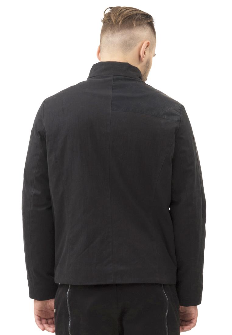 Утепленная куртка Pavel Yerokin OPKS-10-черный-44