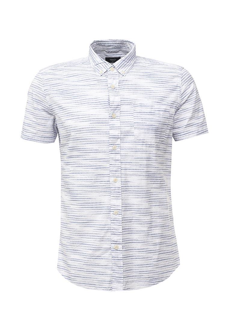 Рубашка с коротким рукавом Colin's CL1027814_LIGHT_BLUE_S