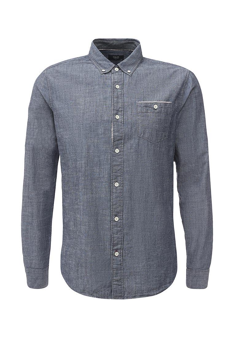 Рубашка с длинным рукавом Colin's CL1027769_INDIGO_S