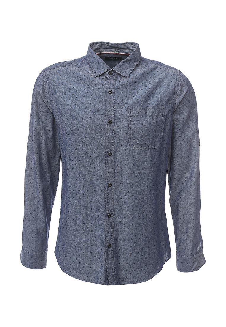 Рубашка с длинным рукавом Colin's CL1028295_INDIGO_S
