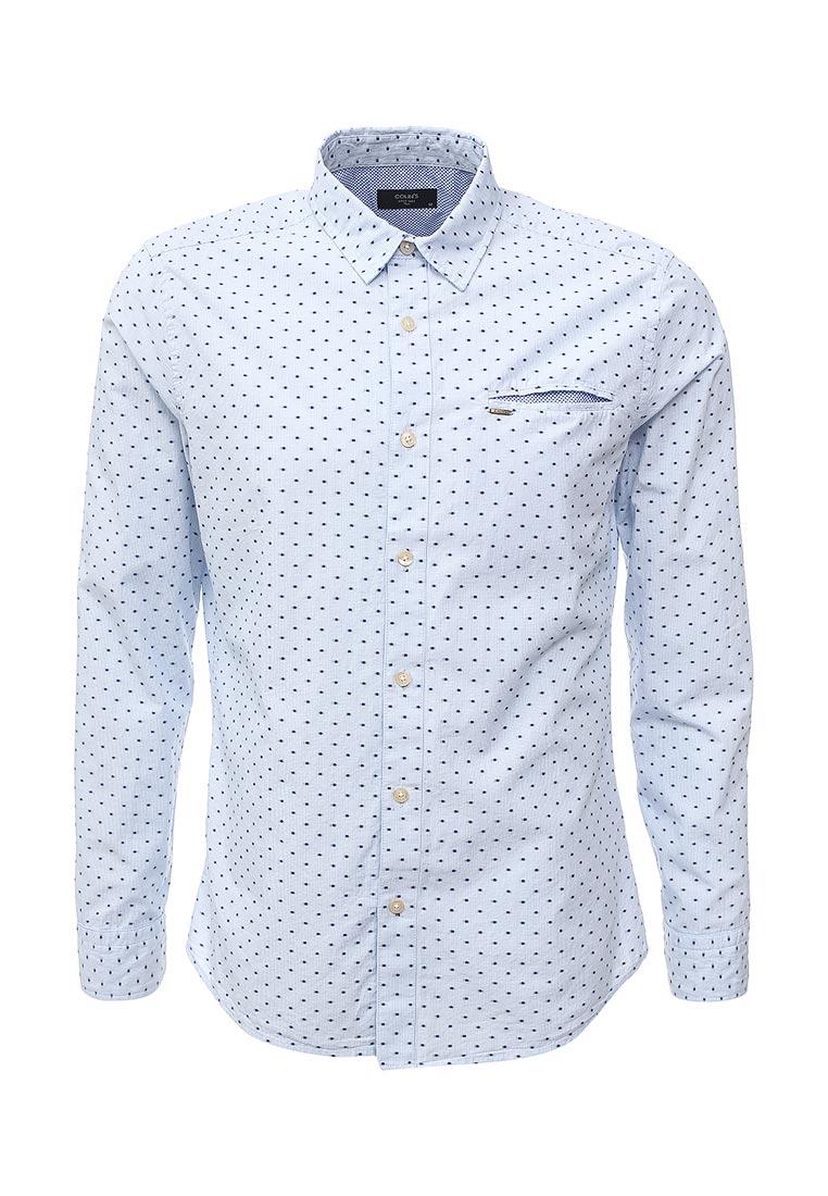 Рубашка с длинным рукавом Colin's CL1030019_LIGHT_BLUE_S