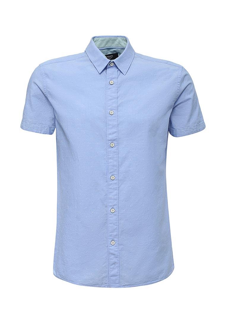 Рубашка с коротким рукавом Colin's CL1030021_BLUE_M